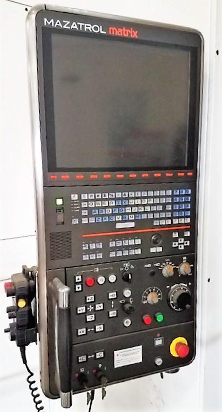 Mazak Integrex e-1850V/12 5-Axis CNC Vertical Boring Mill -30449a