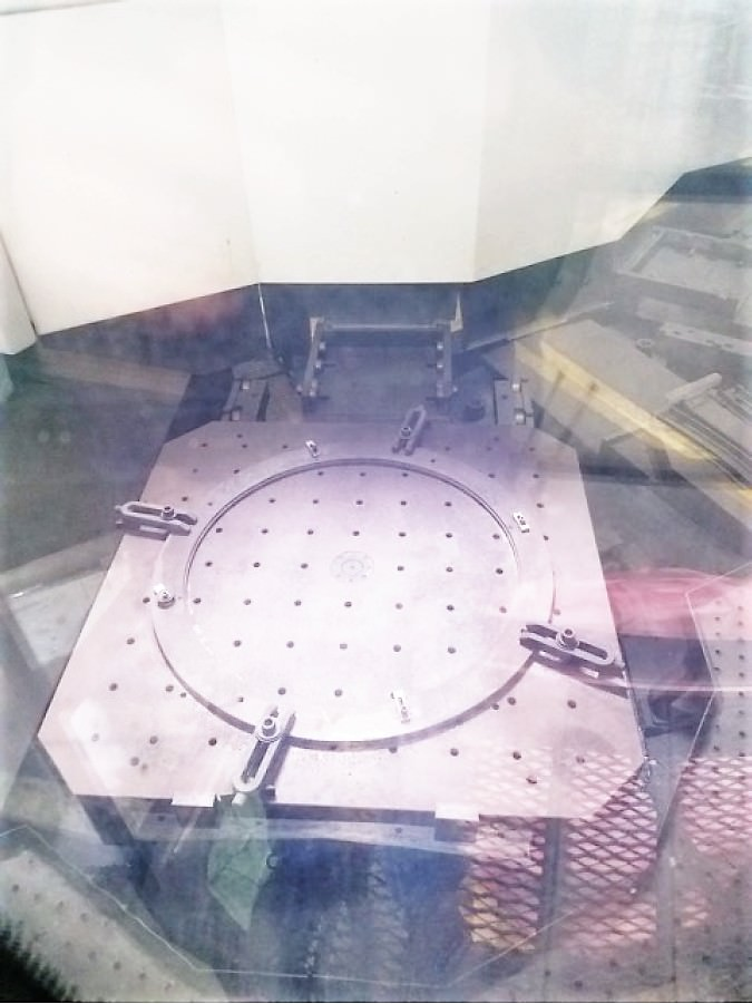 Mazak Integrex e-1850V/12 5-Axis CNC Vertical Boring Mill -30449f