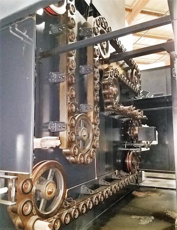 Mazak Integrex e-1850V/12 5-Axis CNC Vertical Boring Mill -30449g