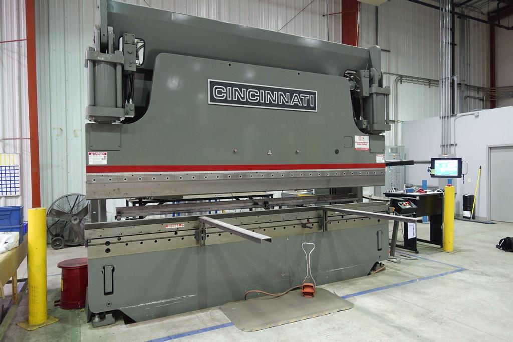 Cincinnati-230-Ton-x-14-Proform-230PF12-CNC-Press-Brake