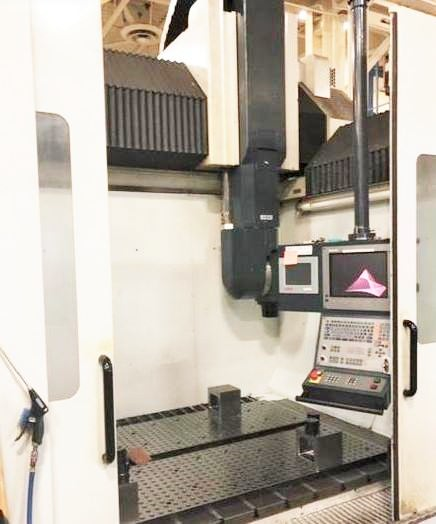 Parpas Diamond  5 Axis CNC Gantry Type  Vertical  Machining Center -30457a