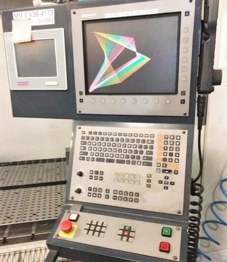 Parpas Diamond  5 Axis CNC Gantry Type  Vertical  Machining Center -30457b