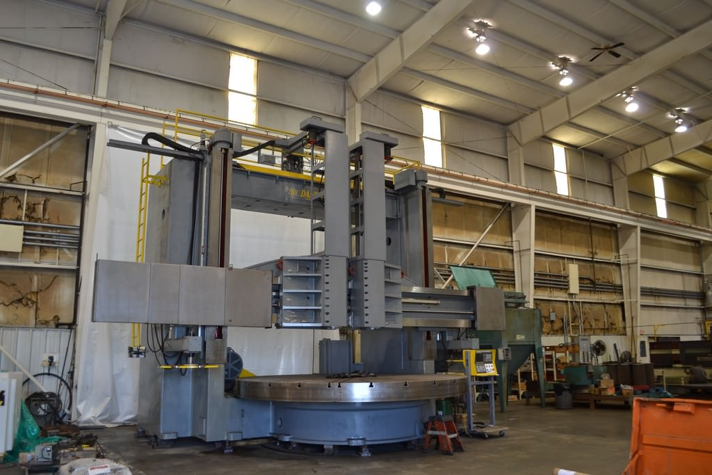 Farrel-4-Axis-168-CNC-Vertical-Boring-Mill-Re-manufactured-2019