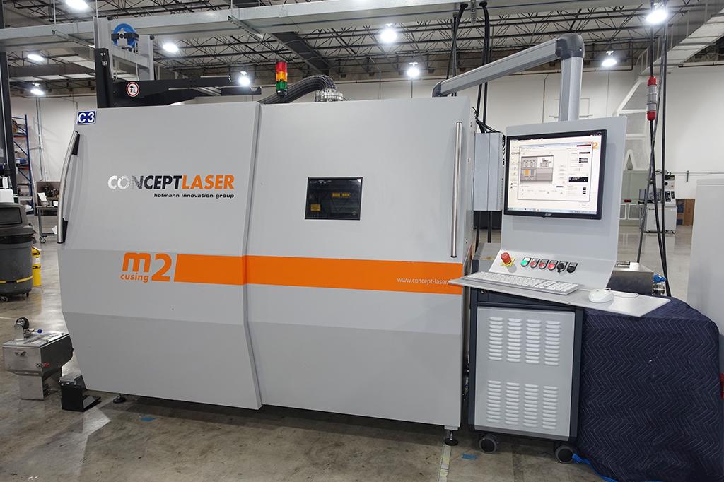 CONCEPT LASER M2 cusing 3D Metal Printer-30470a