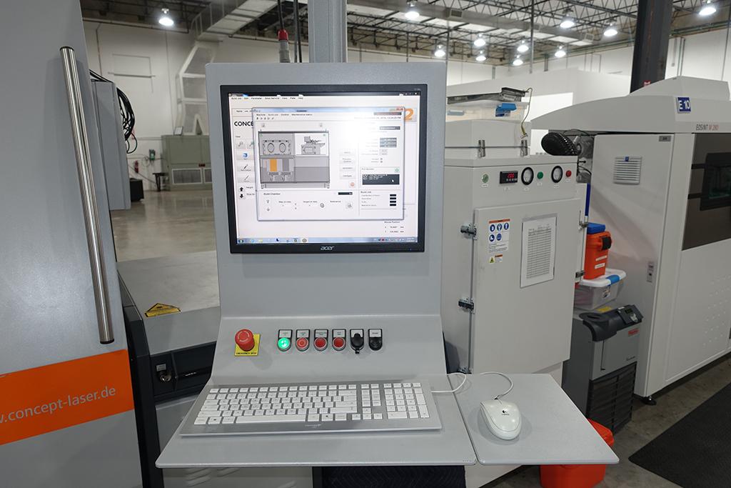 CONCEPT LASER M2 cusing 3D Metal Printer-30470c