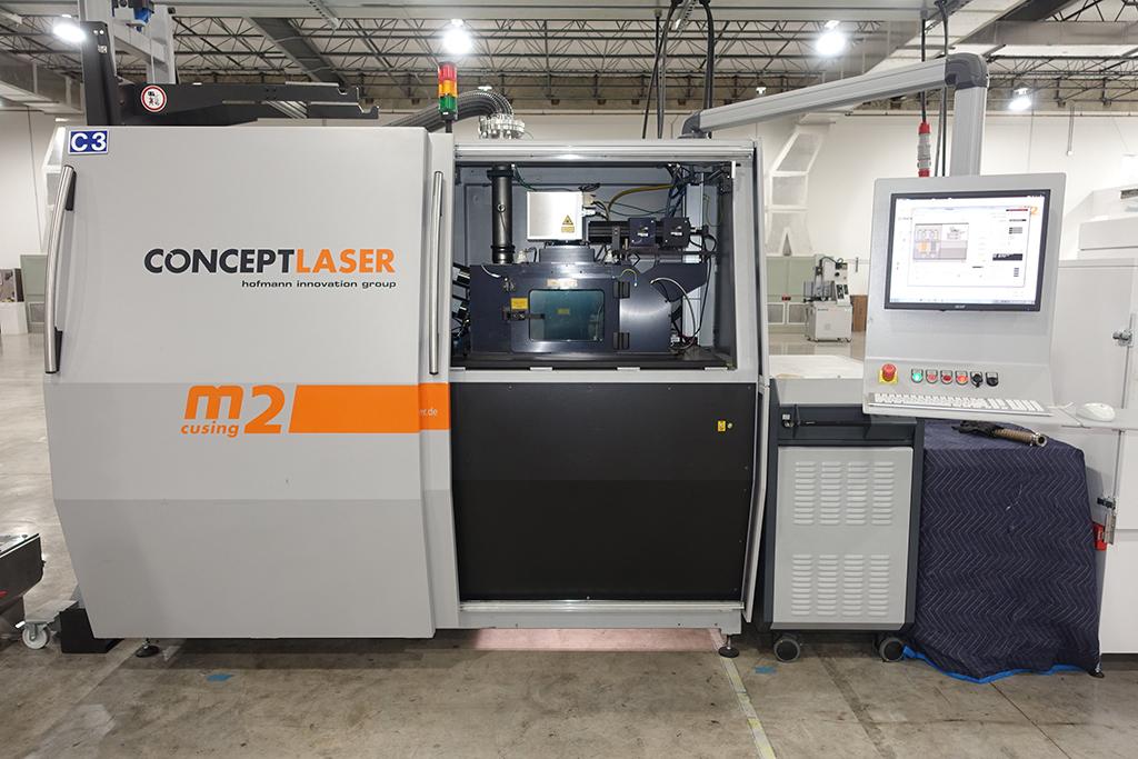 CONCEPT LASER M2 cusing 3D Metal Printer-30470d