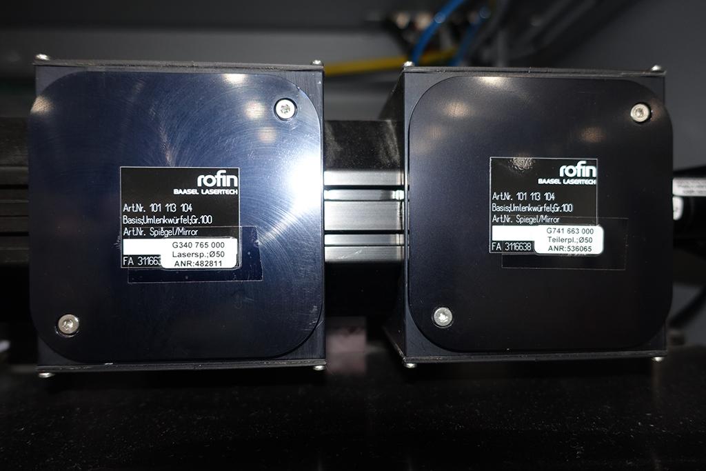 CONCEPT LASER M2 cusing 3D Metal Printer-30470h