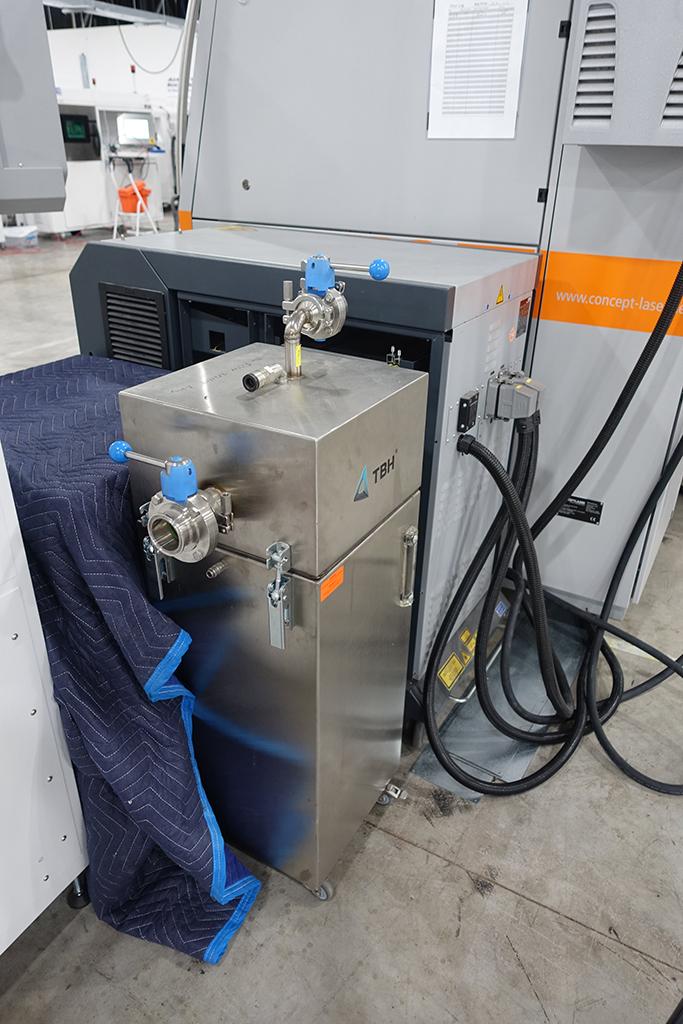 CONCEPT LASER M2 cusing 3D Metal Printer-30470m