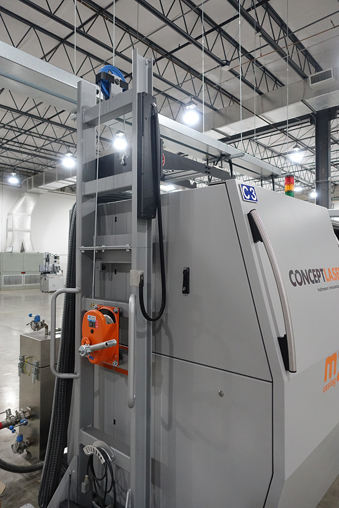 CONCEPT LASER M2 cusing 3D Metal Printer-30470u