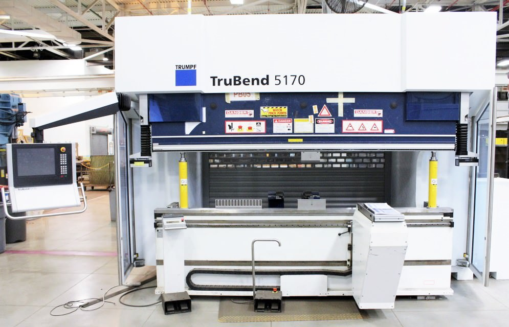 Trumpf-TruBend-5170-187-T-x-10-11-Axis-CNC-Press-Brake