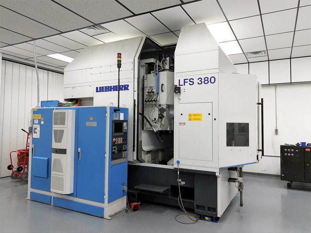 Liebherr-LFS-380-CNC-Gear-Shaper