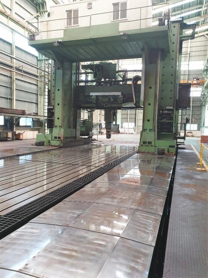 WALDRICH COBURG CNC Travellng GANTRY PLANO MILLER   -30513a