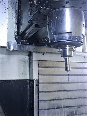 DMG DMU-60 MonoBLOCK 5-Axis CNC Vertical Machining Center-30522e