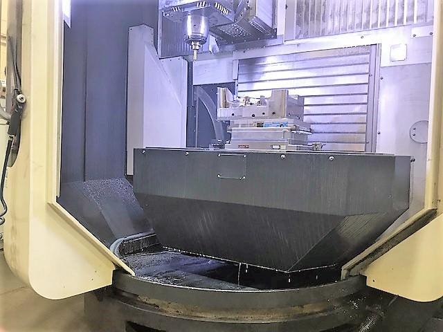 DMG DMU-60 MonoBLOCK 5-Axis CNC Vertical Machining Center-30522g