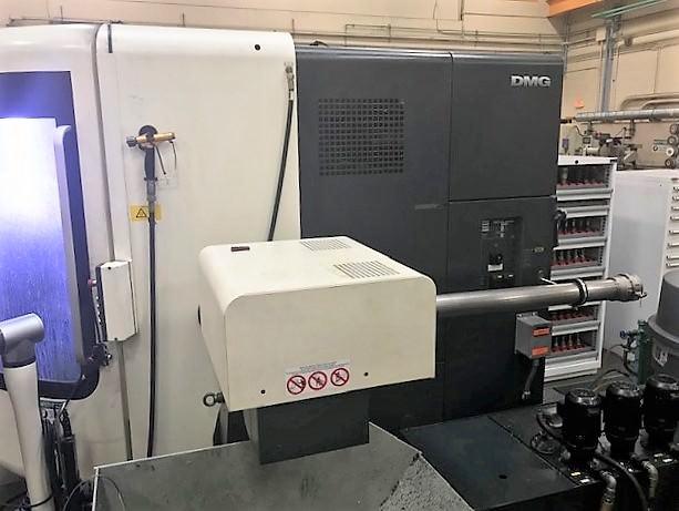 DMG DMU-60 MonoBLOCK 5-Axis CNC Vertical Machining Center-30522k
