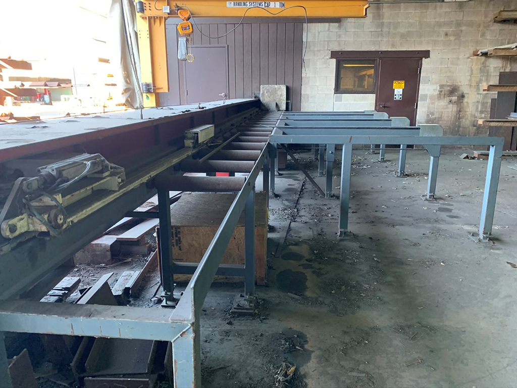 Voortman V500 CNC Punching & Shearing System for Flat Steel-30524e