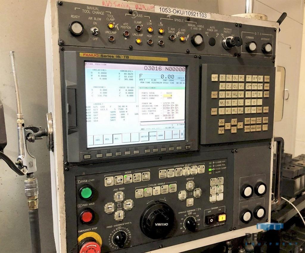 Okuma VTM100 39.37