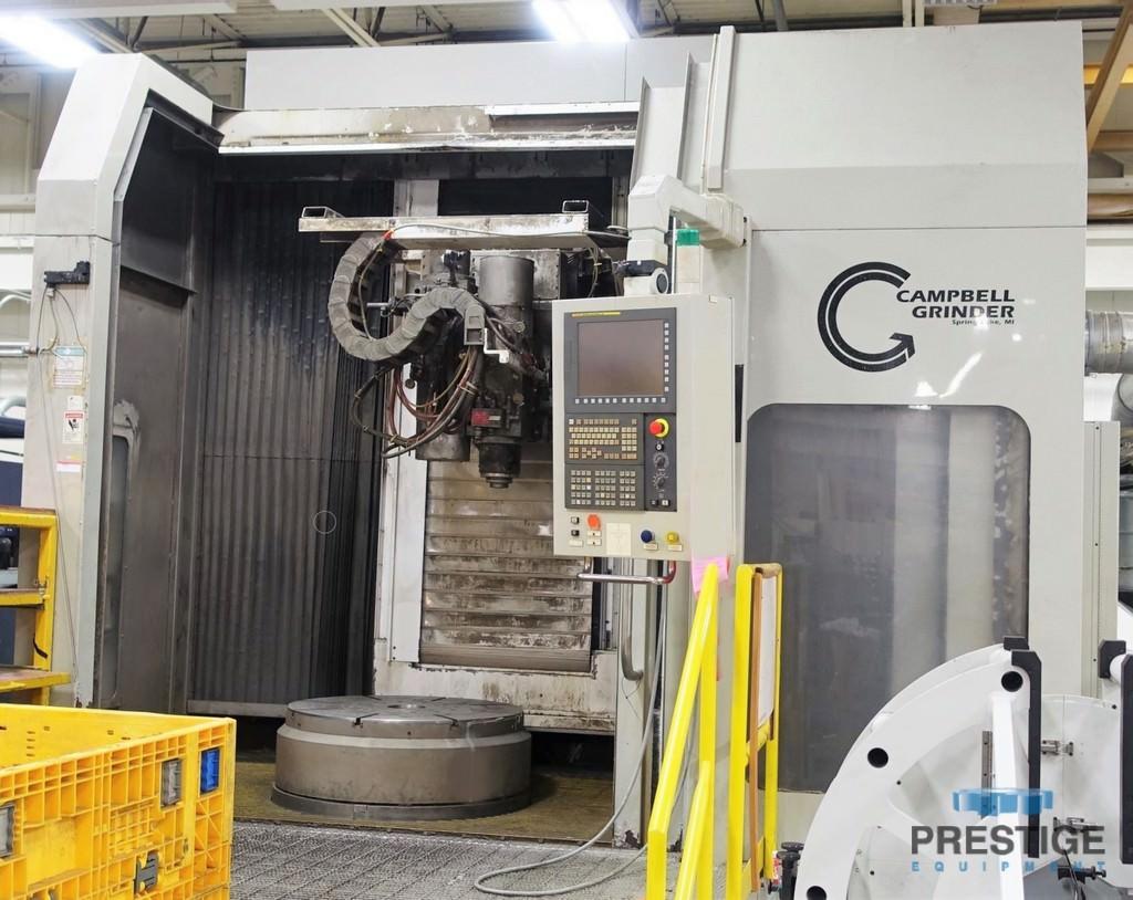 Campbell 1000-80-44-40/43 CNC Vertical Universal Grinder