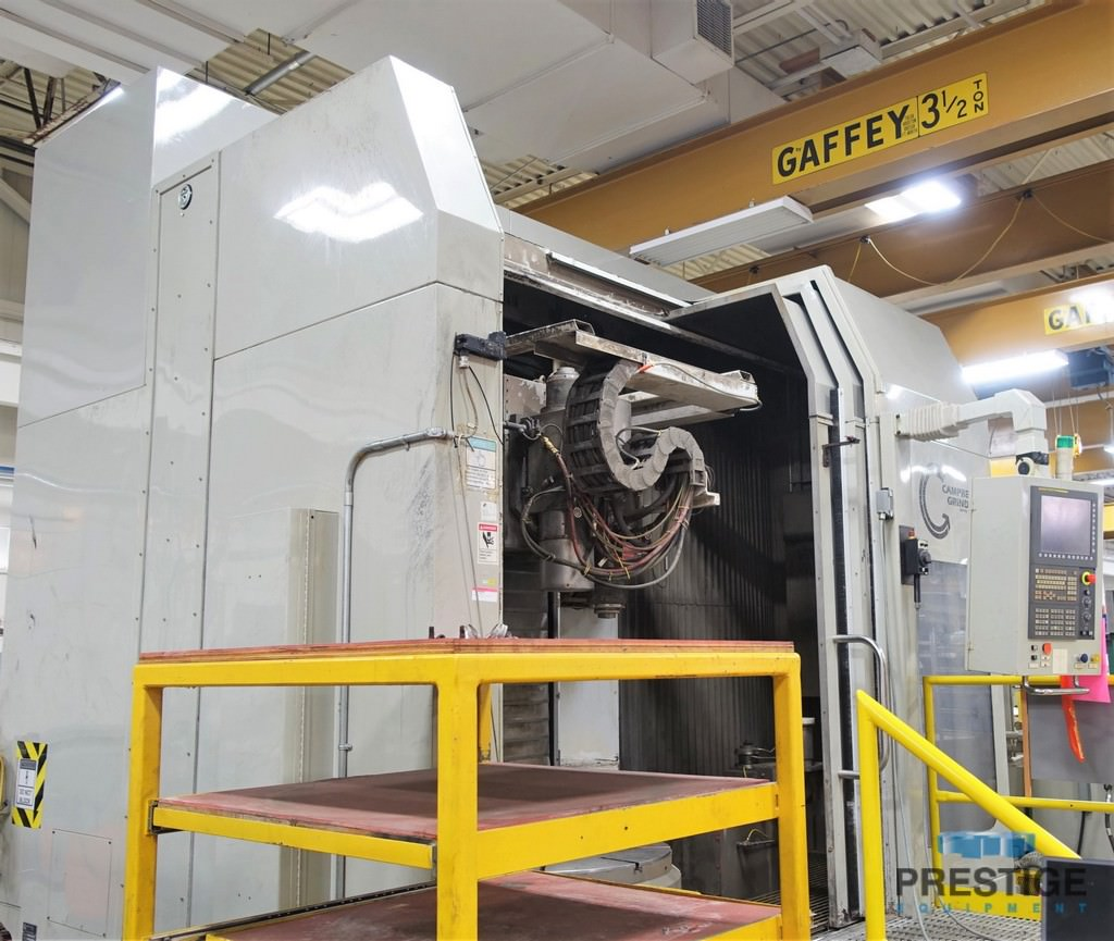 Campbell 1000-80-44-40/43 CNC Vertical Universal Grinder-30566a