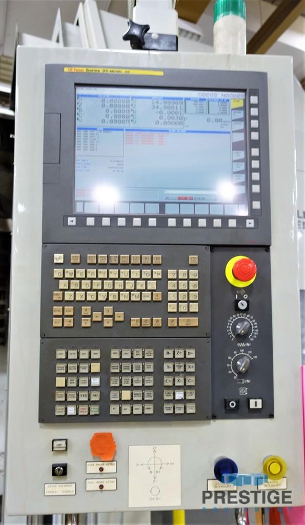 Campbell 1000-80-44-40/43 CNC Vertical Universal Grinder-30566b