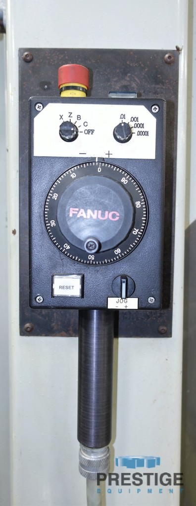 Campbell 1000-80-44-40/43 CNC Vertical Universal Grinder-30566d