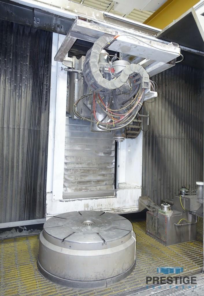 Campbell 1000-80-44-40/43 CNC Vertical Universal Grinder-30566e