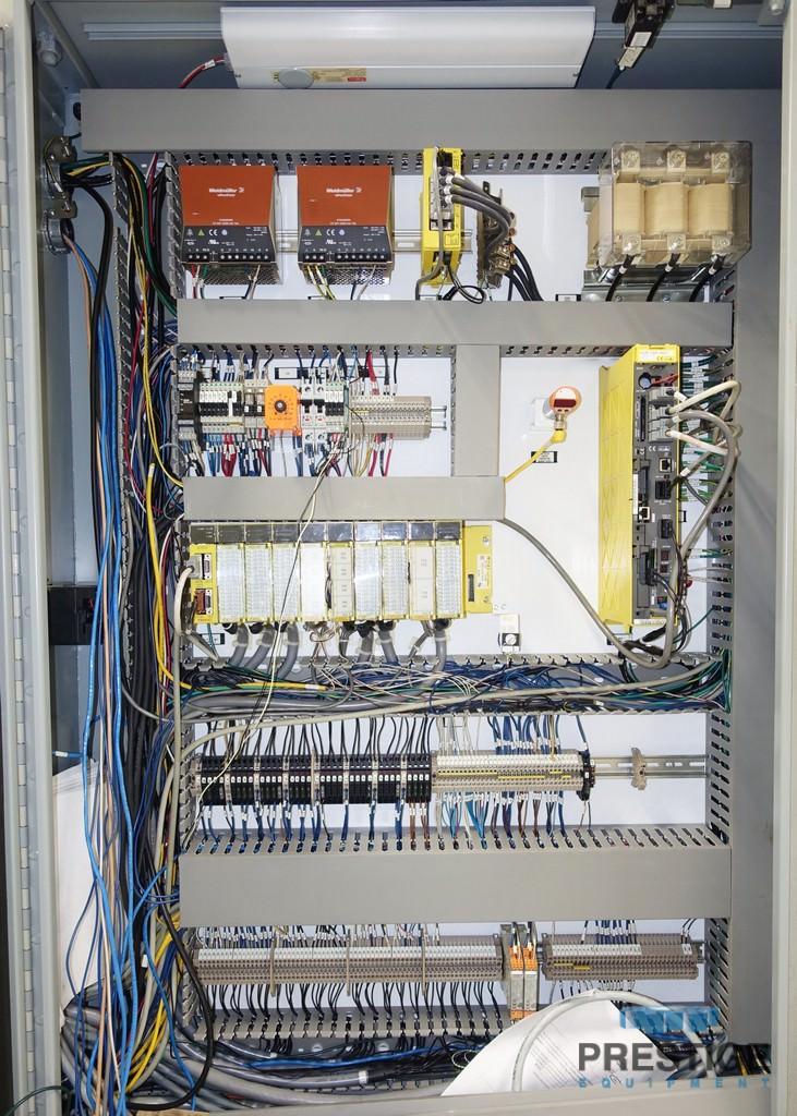 Campbell 1000-80-44-40/43 CNC Vertical Universal Grinder-30566i