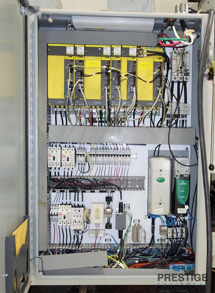 Campbell 1000-80-44-40/43 CNC Vertical Universal Grinder-30566j