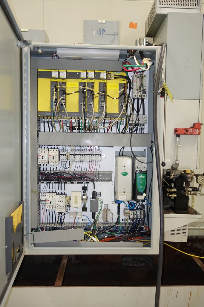 Campbell 1000-80-44-40/43 CNC Vertical Universal Grinder-30566r
