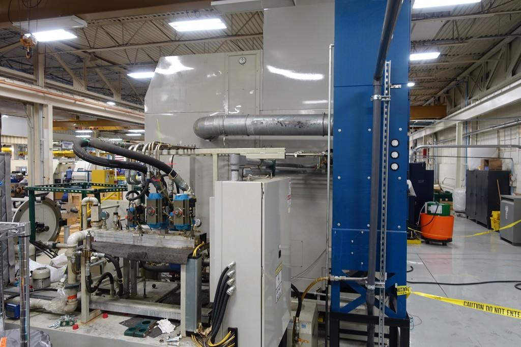 Campbell 1000-80-44-40/43 CNC Vertical Universal Grinder-30566v