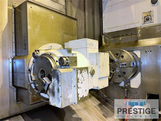 Mazak Integrex e650H-SII/3000 CNC Multi-Axis Mill Turn Center-30585e