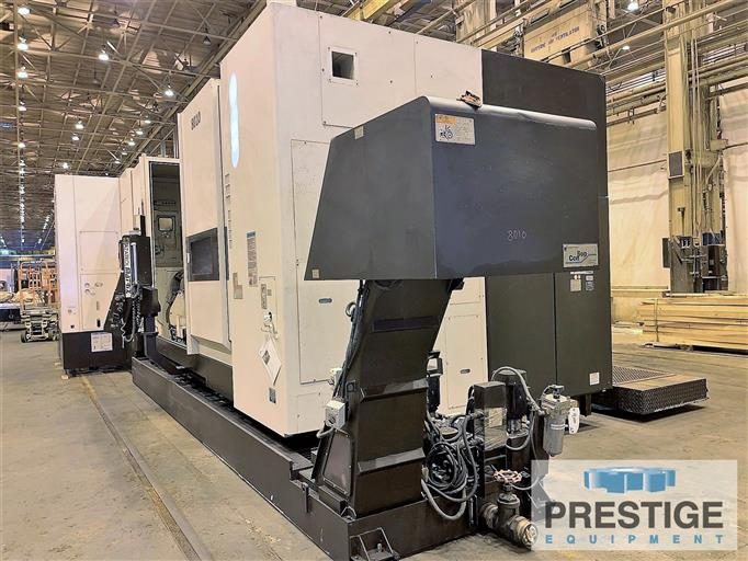 Mazak Integrex e650H-SII/3000 CNC Multi-Axis Mill Turn Center-30585i