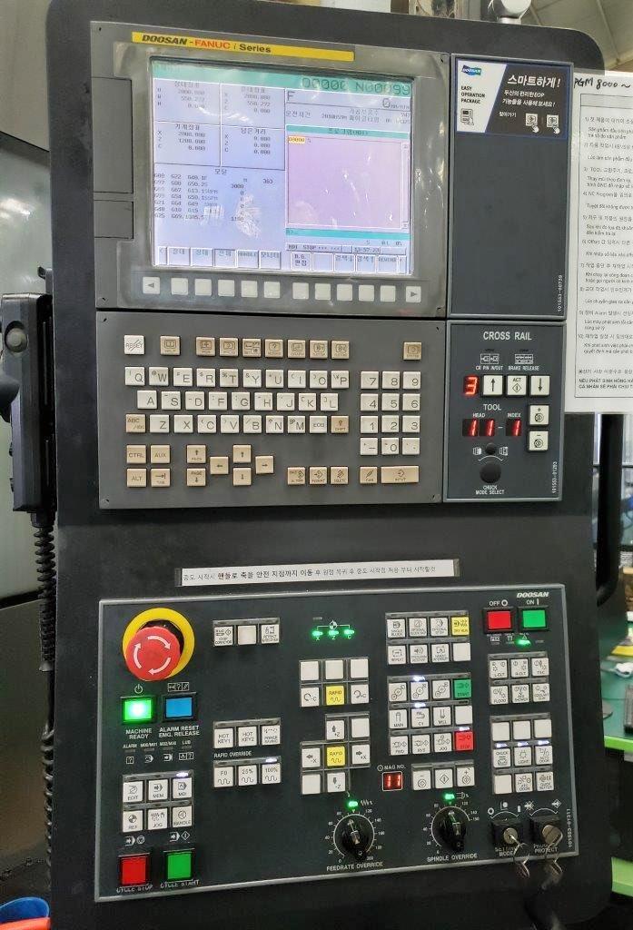 Doosan VTR1216M 49