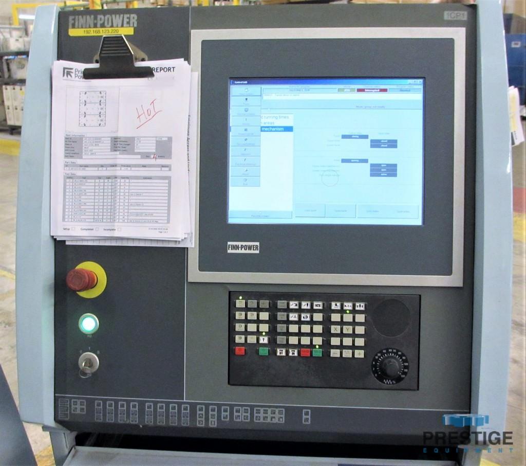 Finn-Power C5 33 Ton Turret Punch Press -30621b