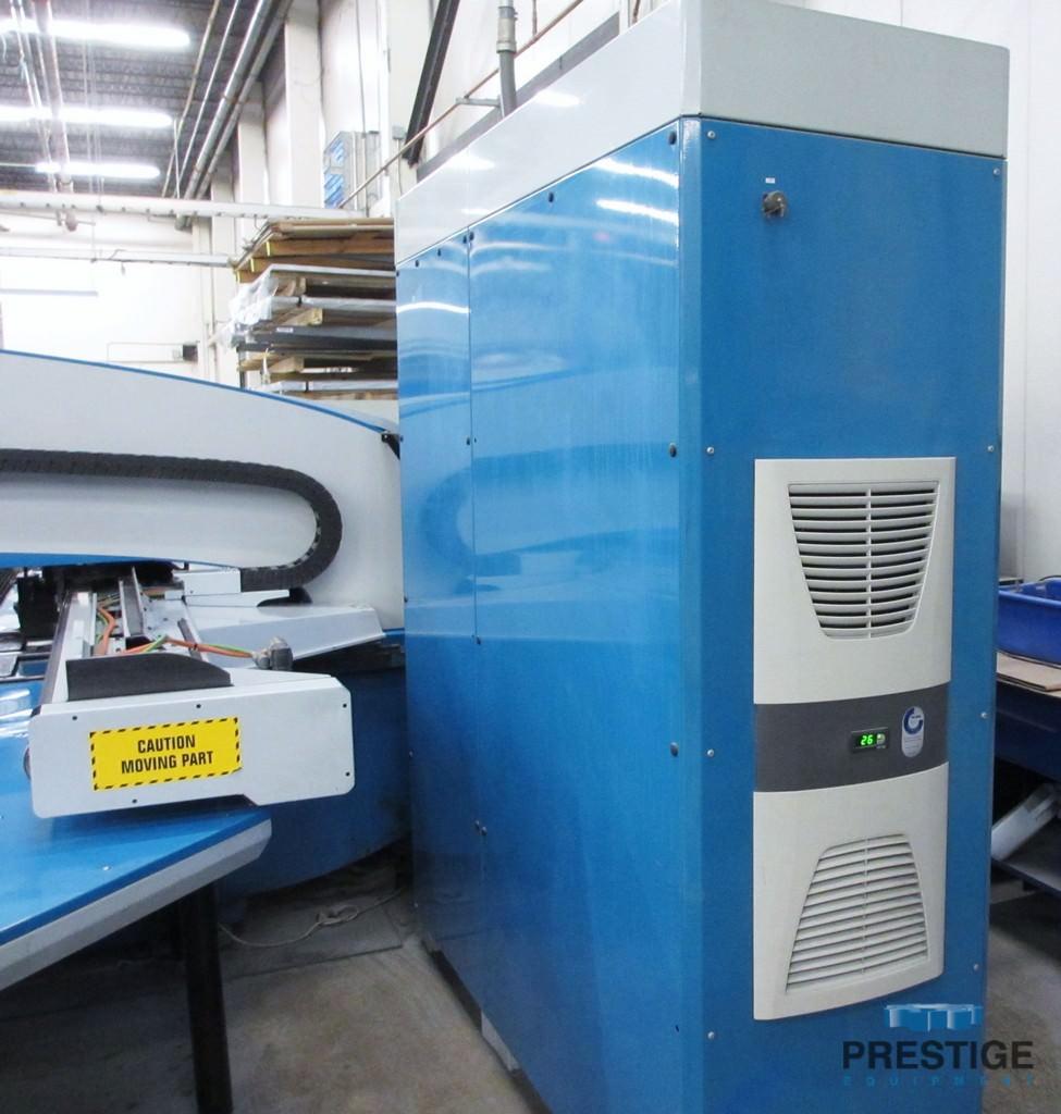 Finn-Power C5 33 Ton Turret Punch Press -30621d