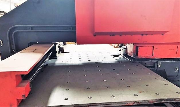 Amada Pega 357 33 Ton Hydraulic CNC Turret Punch-30626c