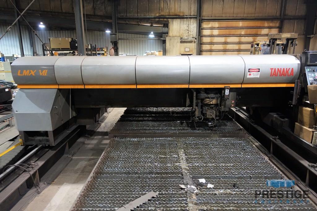 Tanaka LMX VII-Z30-TF6000 6KW CO2 Laser-30633a