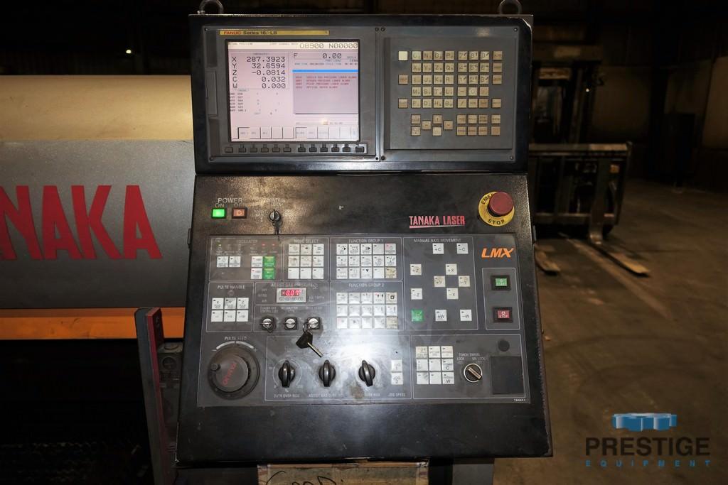 Tanaka LMX VII-Z30-TF6000 6KW CO2 Laser-30633b