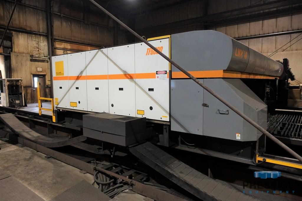 Tanaka LMX VII-Z30-TF6000 6KW CO2 Laser-30633c