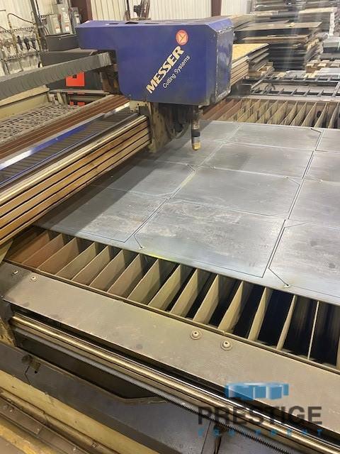 Messer Metal Master Plus 8' x 25' Plasma Cutting Table