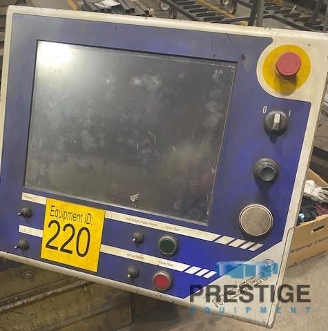 Messer Metal Master Plus 8' x 25' Plasma Cutting Table-30662b
