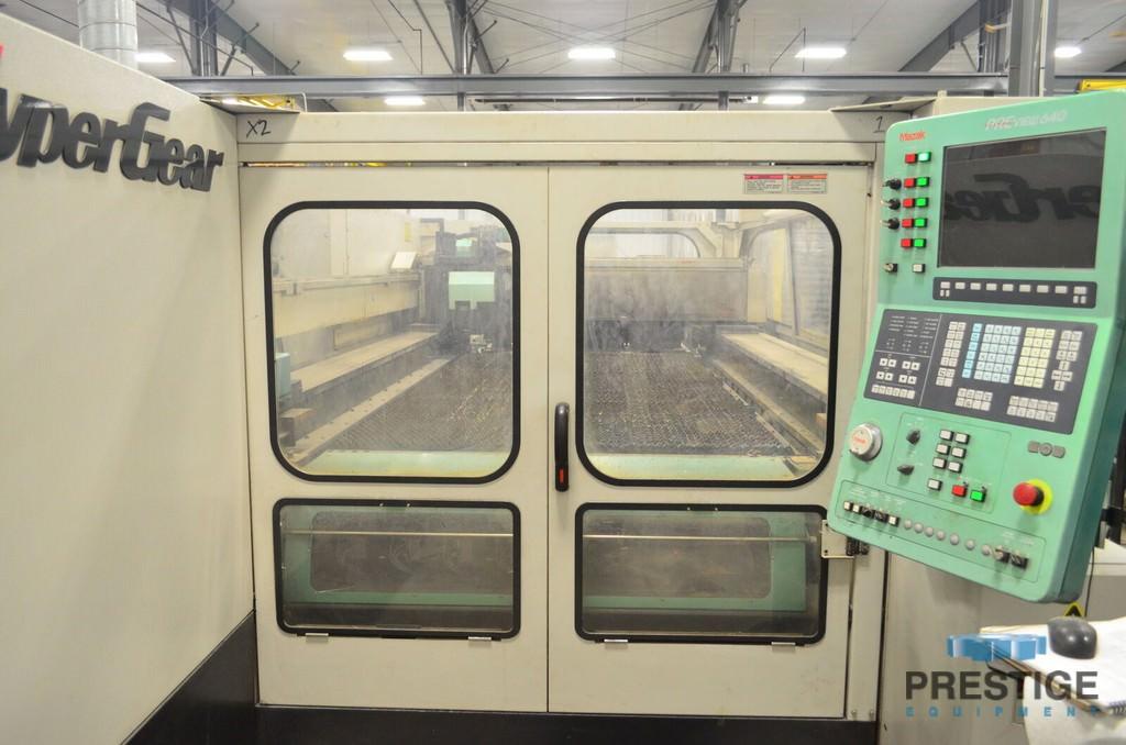 Mazak 4000 Watt  Hyper Gear 510 CNC Flying Optic CNC Laser-30733a