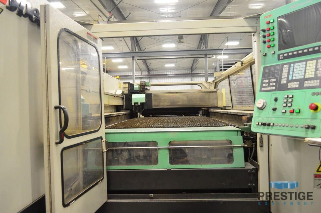 Mazak 4000 Watt  Hyper Gear 510 CNC Flying Optic CNC Laser-30733b