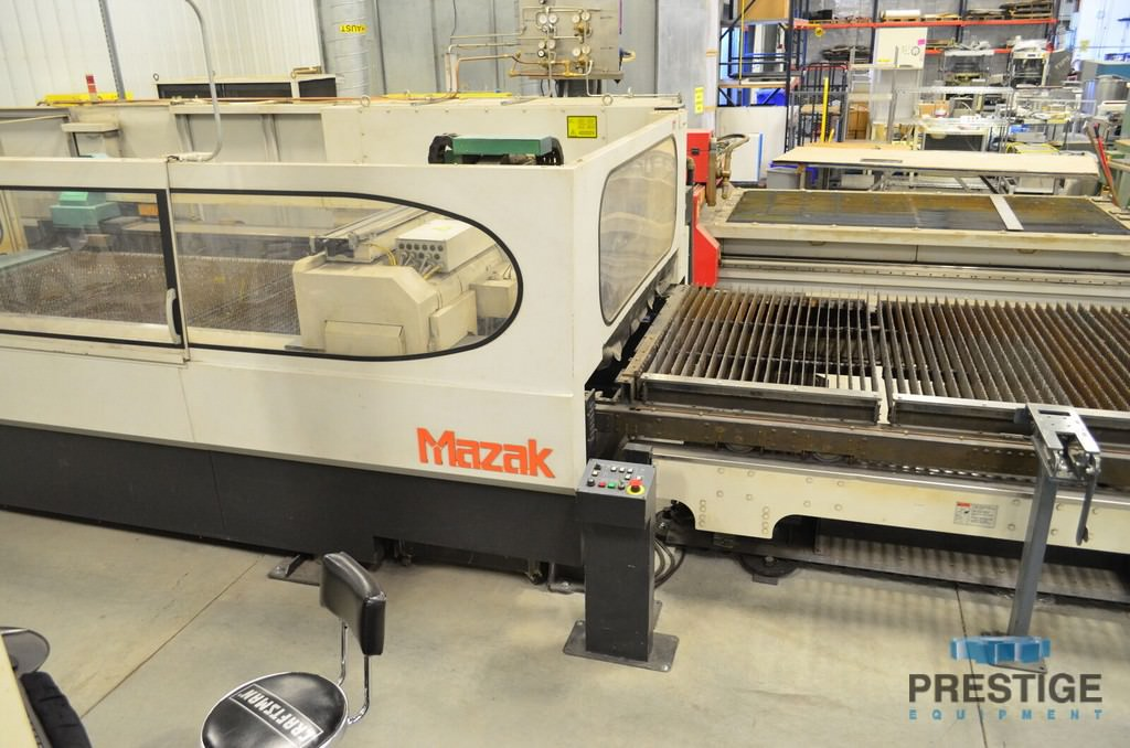 Mazak 4000 Watt  Hyper Gear 510 CNC Flying Optic CNC Laser-30733c