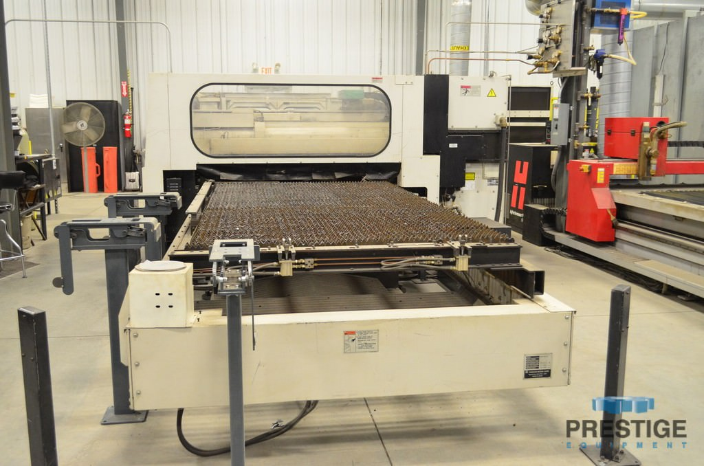 Mazak 4000 Watt  Hyper Gear 510 CNC Flying Optic CNC Laser-30733d
