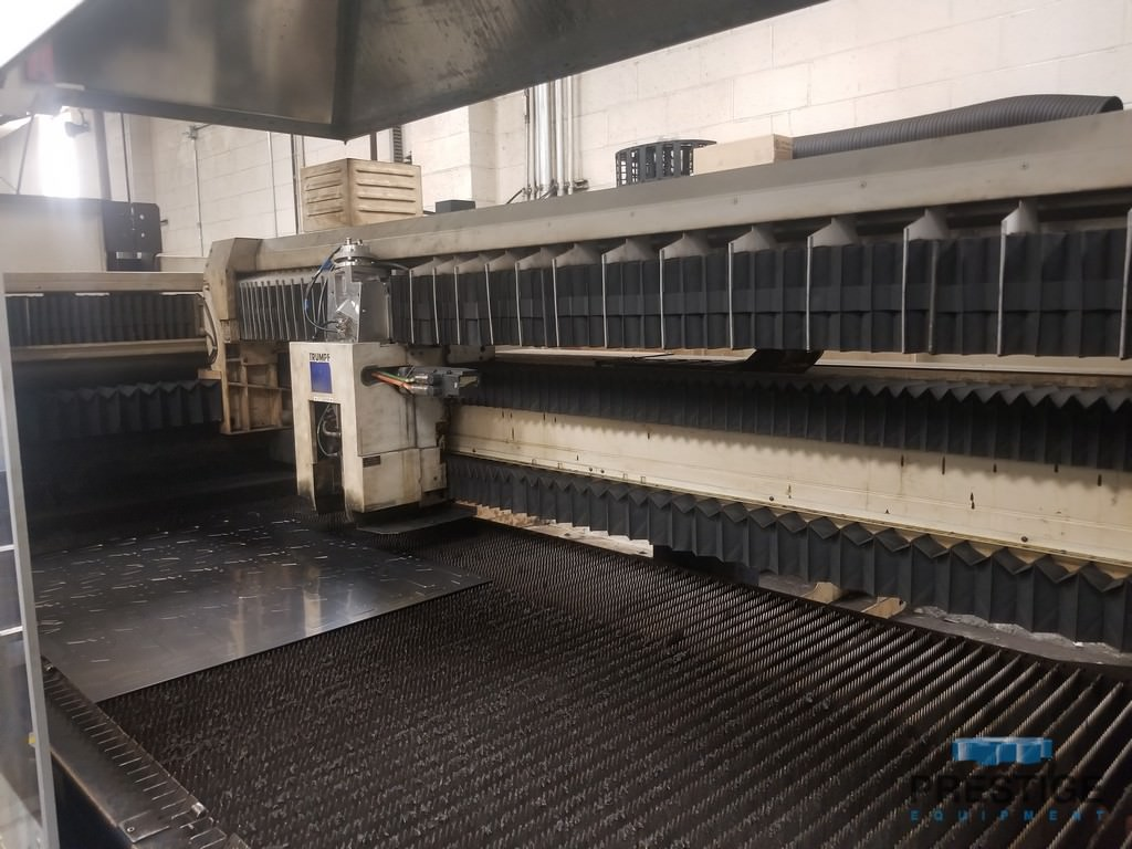 Trumpf 3200 Watt TruLaser 2525 CNC Laser-30746b