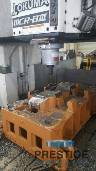 Okuma MCR-B III 30/50 5-Face CNC Double Column Machining Center-30748c
