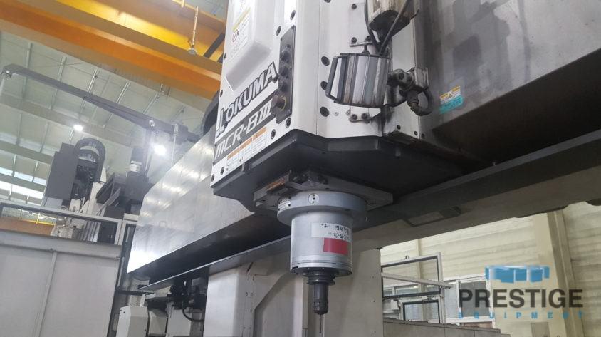 Okuma MCR-B III 30/50 5-Face CNC Double Column Machining Center-30748d