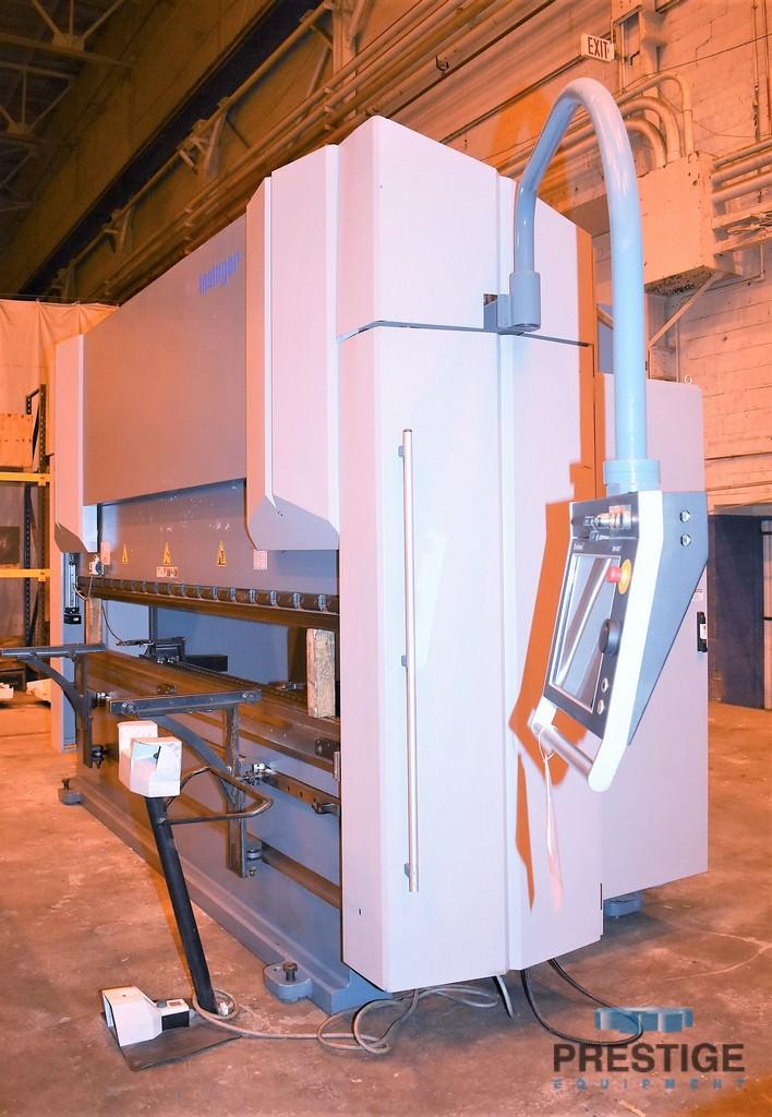 Durma AD-S 37220 242 Ton x 12' CNC Press Brake-30910a