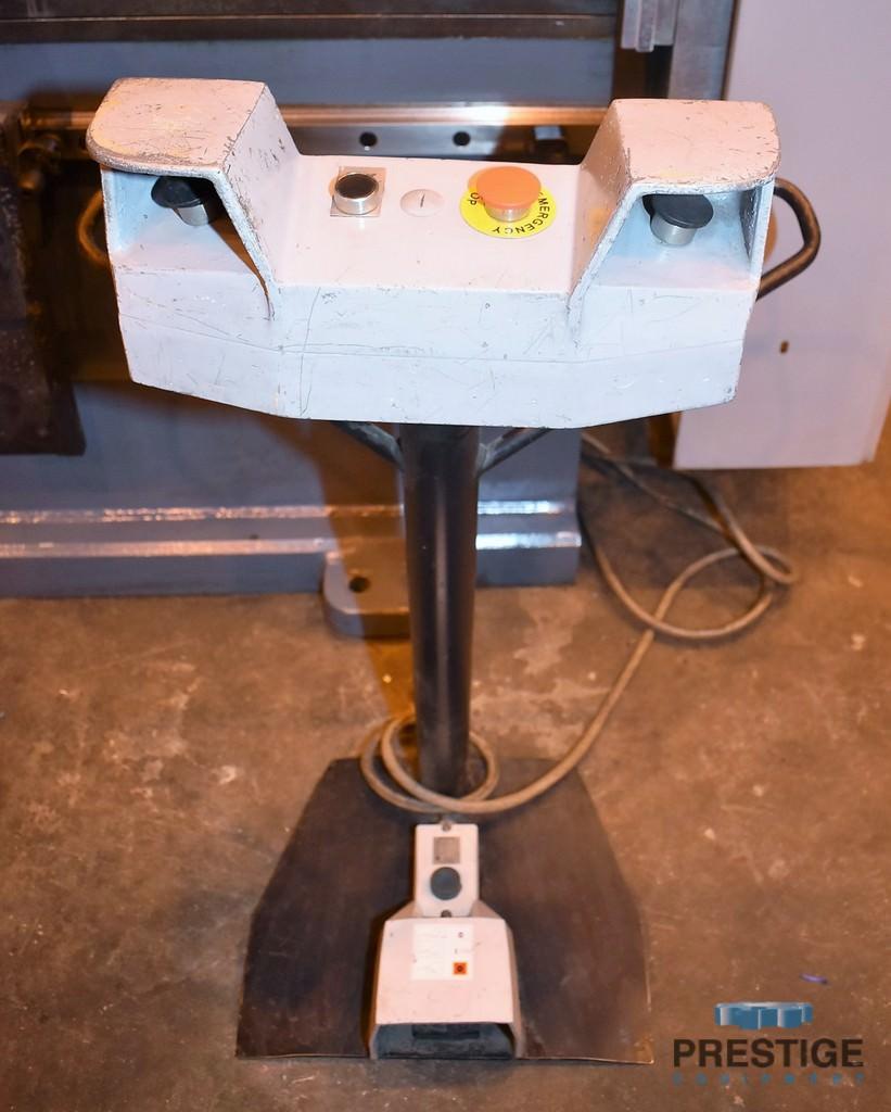 Durma AD-S 37220 242 Ton x 12' CNC Press Brake-30910g